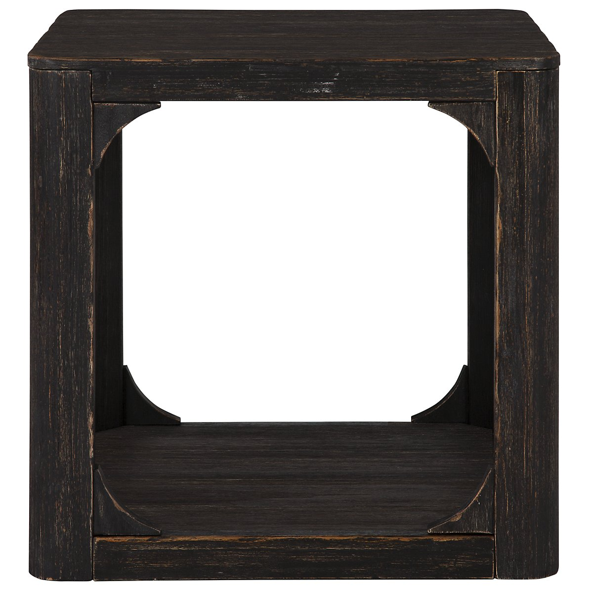 Bellagio Black End Table