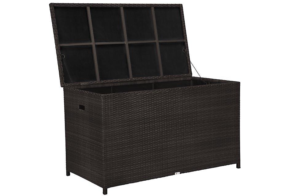Zen2 Dark Tone  Storage Chest