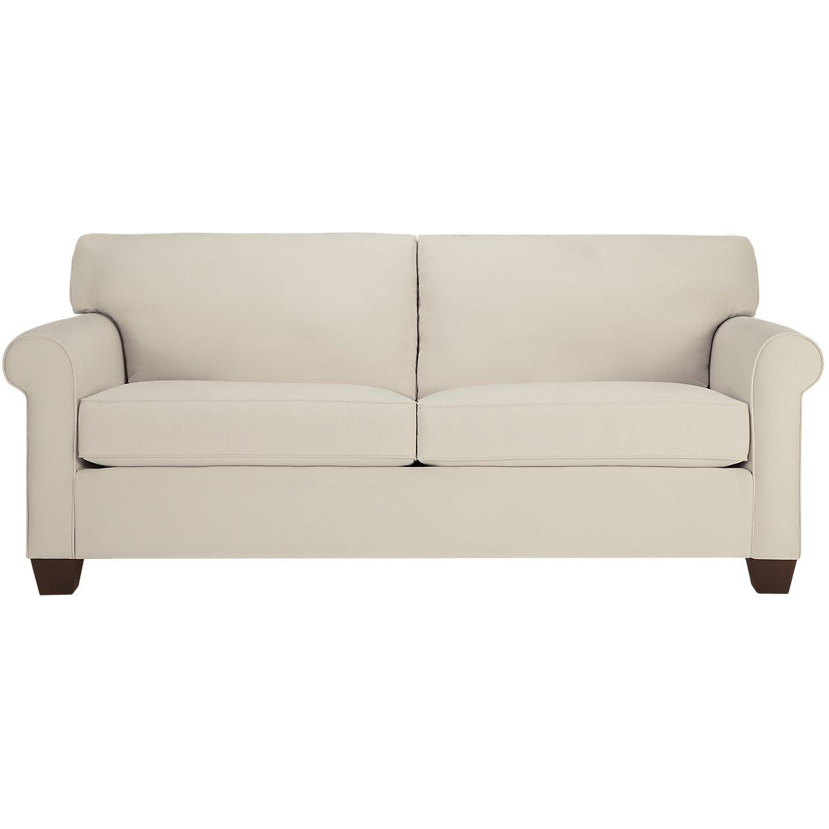Corlis Light Beige Fabric Sofa
