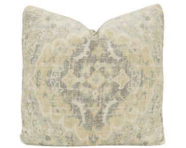 Jaipur Multicolored Fabric Square Accent Pillow