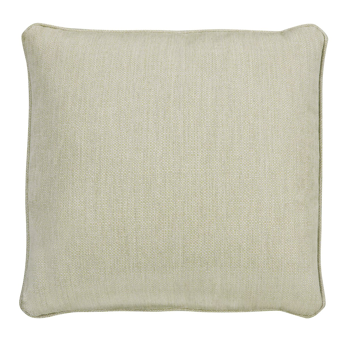 "Moka Light Green 18"" Indoor/Outdoor Accent Pillow"