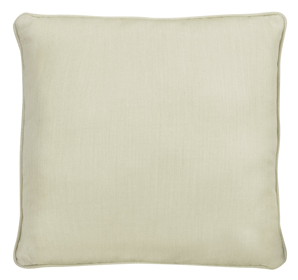 Sensation Light Green Fabric Accent Pillow
