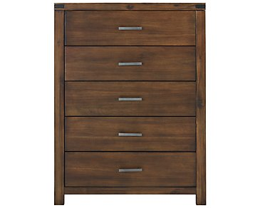 Jake Dark Tone Drawer Chest