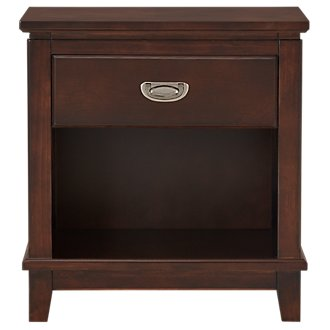 Chad Dark Tone Nightstand