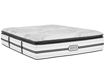 Beautyrest Platinum Gabriella Plush Innerspring Pillow Top Mattress