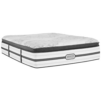 Beautyrest Platinum Katherine Luxury Firm Innerspring Pillow Top Mattress