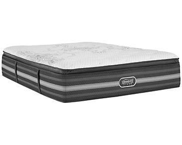 Beautyrest Black Katarina Plush Innerspring Pillow Top Mattress