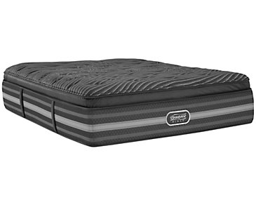 Beautyrest Black Natasha Luxury Plush Innerspring Pillow Top Mattress