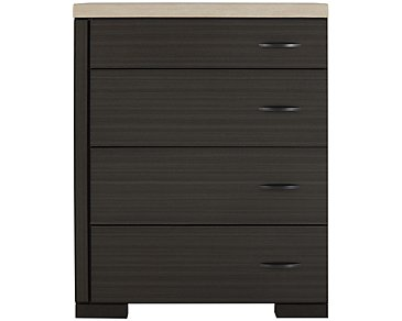 Motivo Gray Drawer Chest