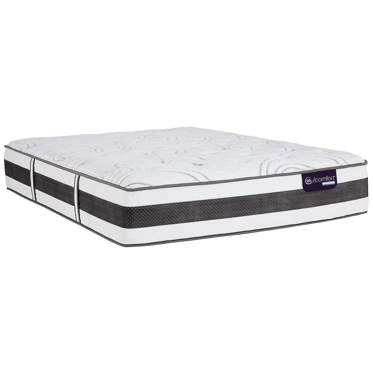 Serta iComfort Recognition Plush Hybrid Mattress