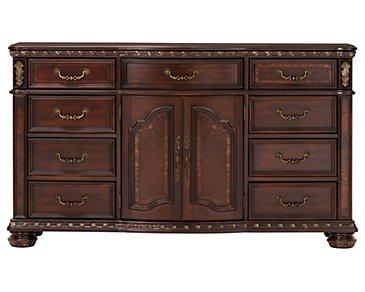 Vigo Dark Tone Dresser