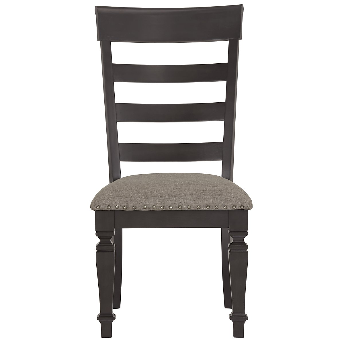 Emerson Gray Wood Wood Side Chair