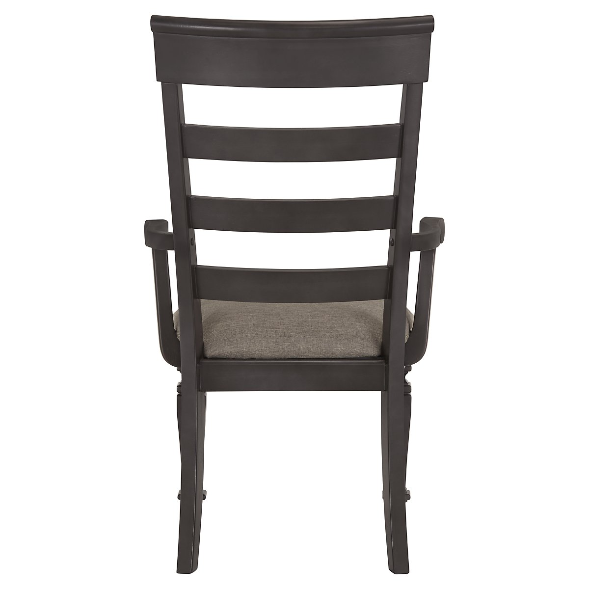 Emerson Gray Wood Wood Arm Chair