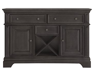 Emerson Gray Buffet