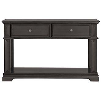 Emerson Gray Sofa Table