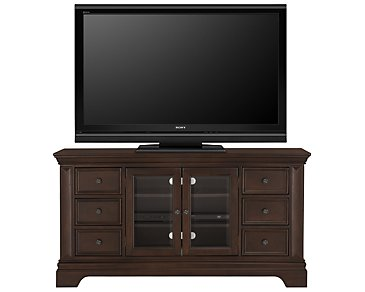 "Emerson Dark Tone 60"" TV Stand"