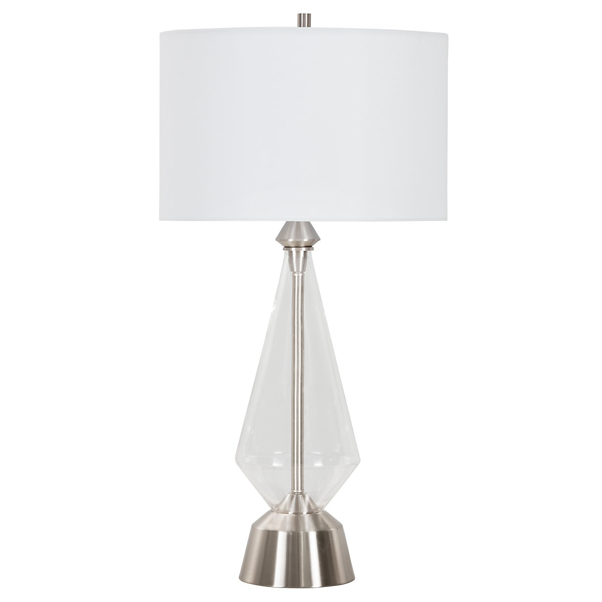 Bellini Clear Table Lamp