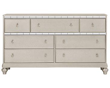 Belle Silver Dresser