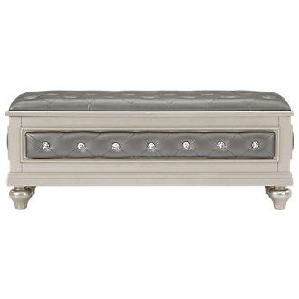 Belle2 Silver Bench