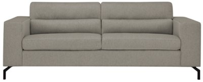 Exceptionnel Knox Light Gray Fabric Sofa