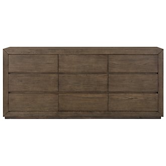 Rylan Light Tone Large Dresser