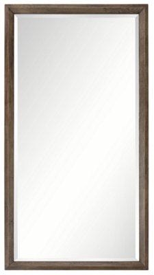 Rylan Light Tone Floor Mirror