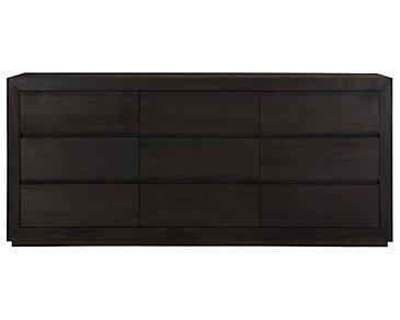 Rylan Dark Tone Large Dresser