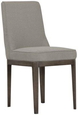 Rylan Gray Upholstered Side Chair