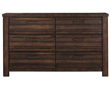 Nolan Dark Tone Dresser