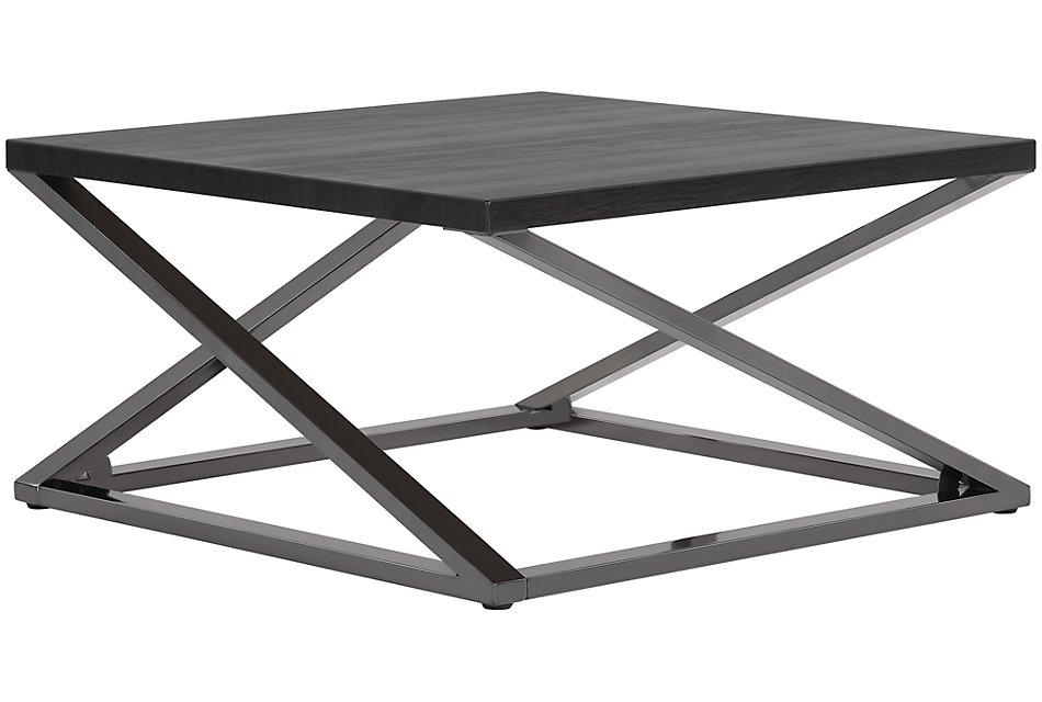 Surprising Aegean Dark Tone Square Coffee Table Living Room Coffee Machost Co Dining Chair Design Ideas Machostcouk