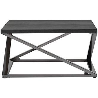 Aegean Dark Tone Square Coffee Table