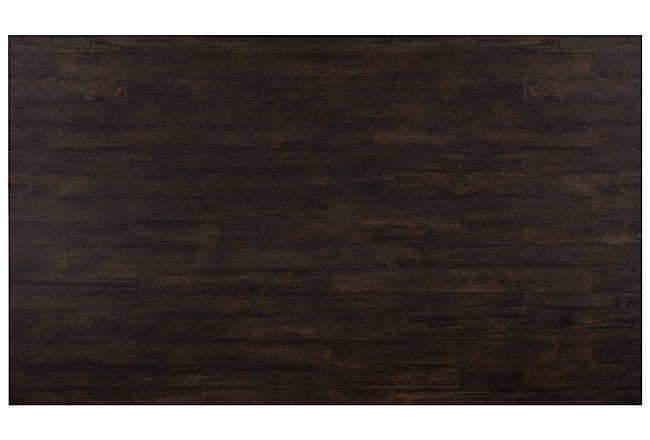 Sawyer Dark Tone Wood Rectangular Table