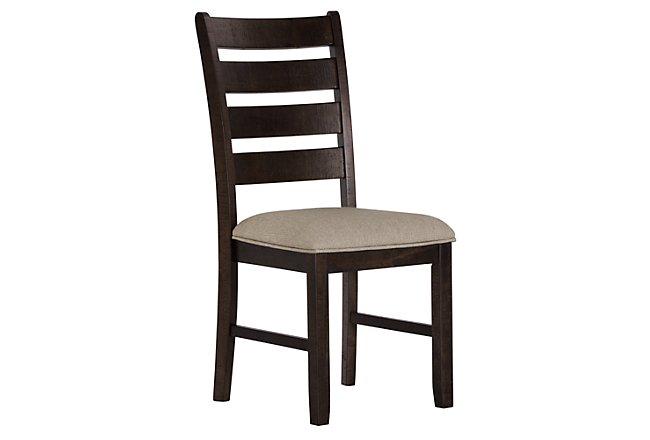 Sawyer Dark Tone Wood Wood Side Chair