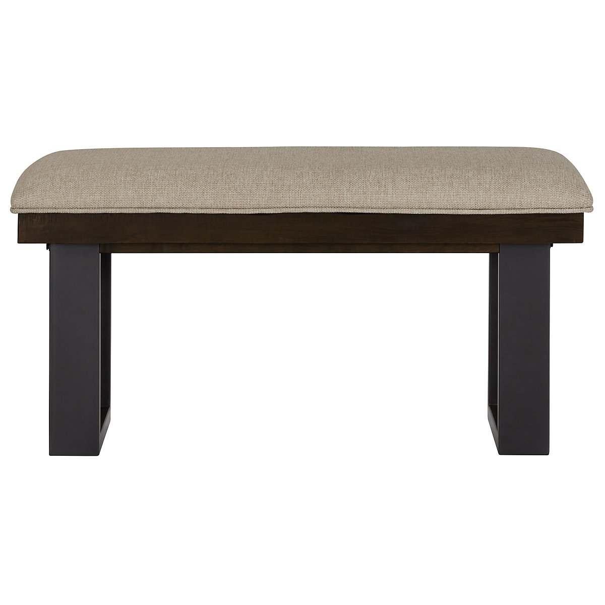 Sawyer Dark Tone Dining Bench