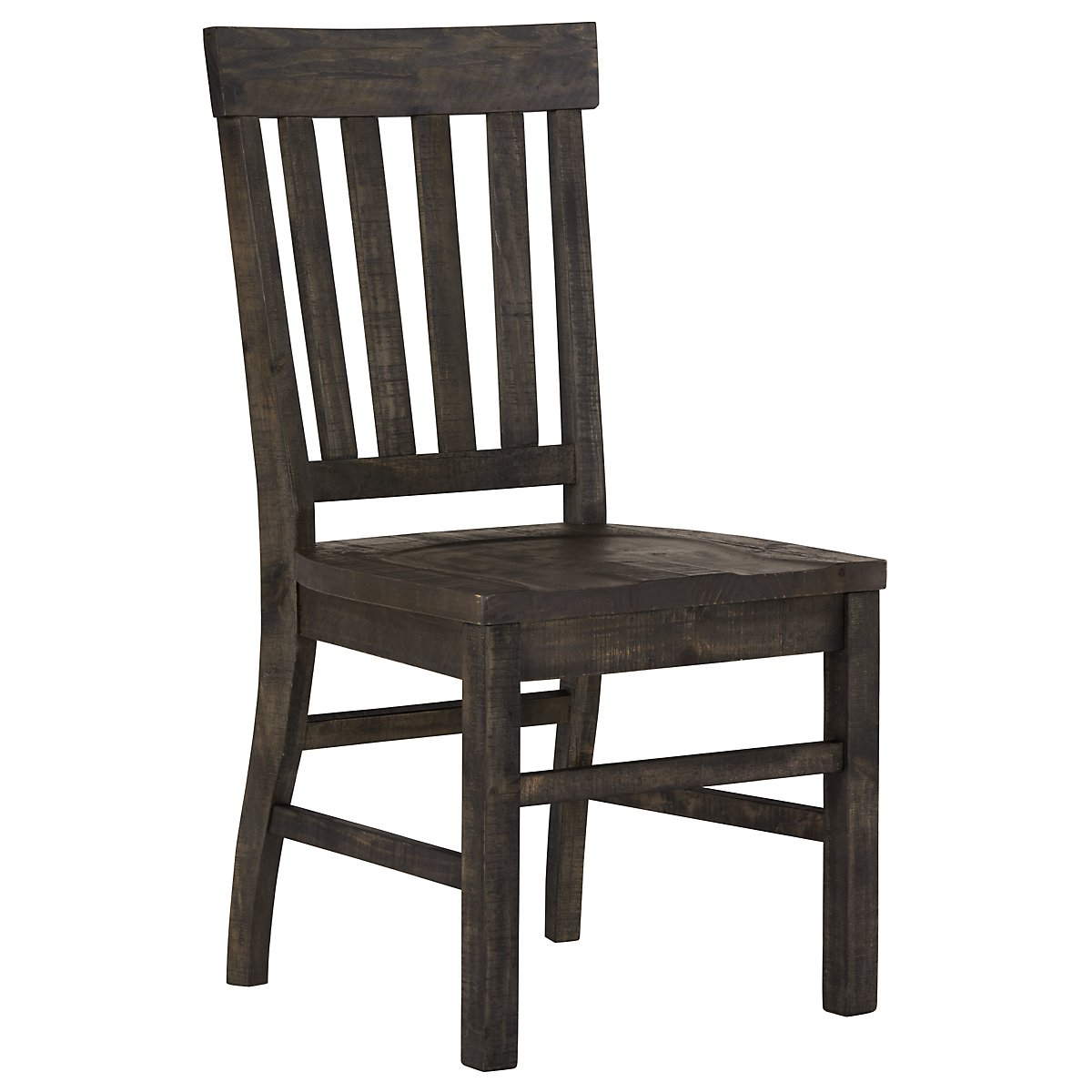 Sonoma Dark Tone Wood Side Chair