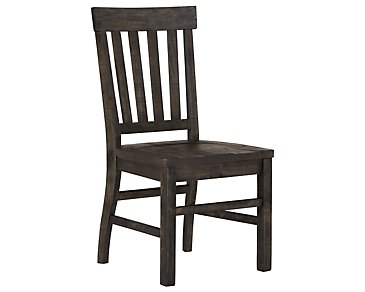 Sonoma Dark Tone Wood Side Chair