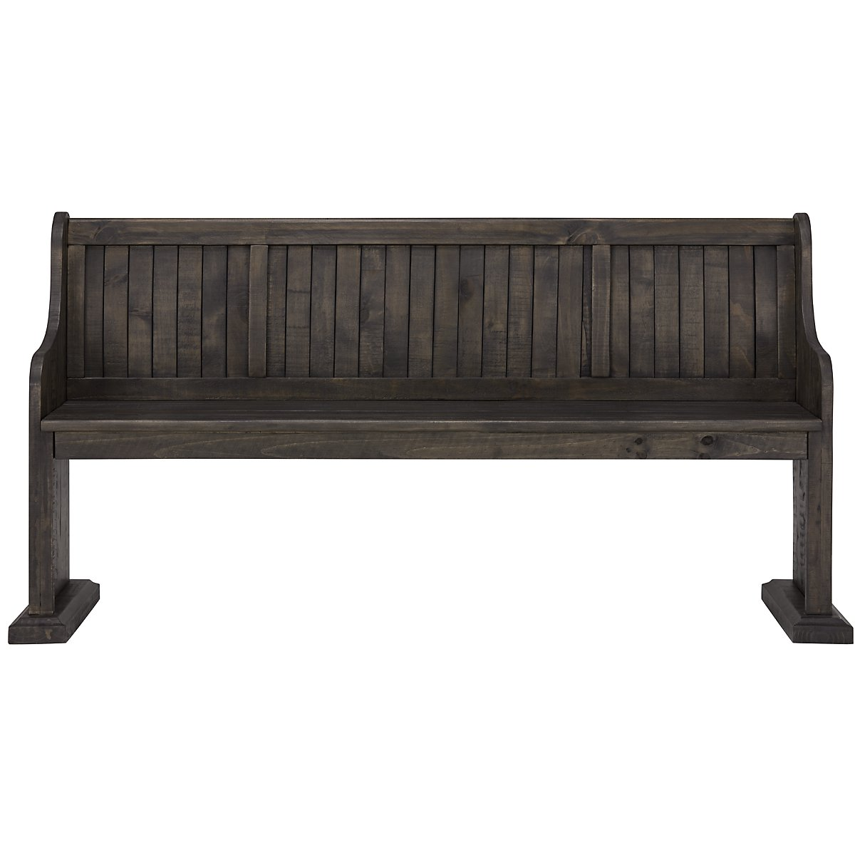 Sonoma Dark Tone Dining Bench