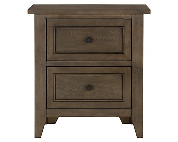 Dawson Light Tone Nightstand