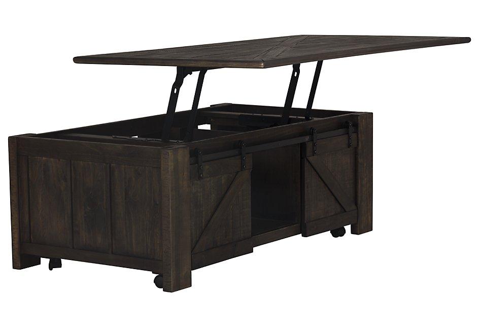 Tremendous Garrett Dark Tone Castored Lift Coffee Table Living Room Beatyapartments Chair Design Images Beatyapartmentscom