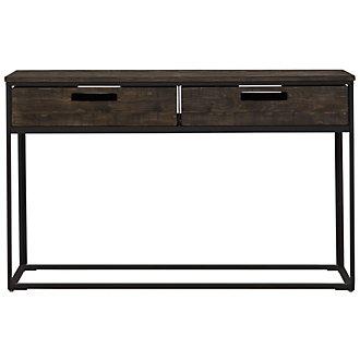 Claremont Dark Gray Sofa Table