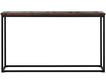 Rochester Dark Tone Sofa Table