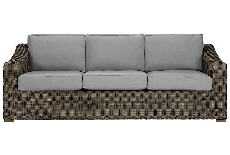 Canyon3 Gray  Sofa