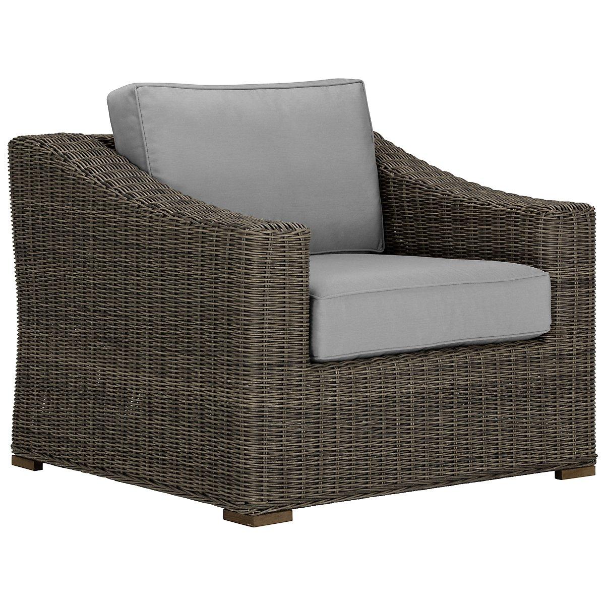 Canyon3 Gray Chair