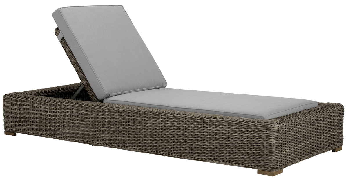 City Furniture Canyon3 Gray Chaise