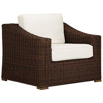 Canyon3 Dark Brown Chair