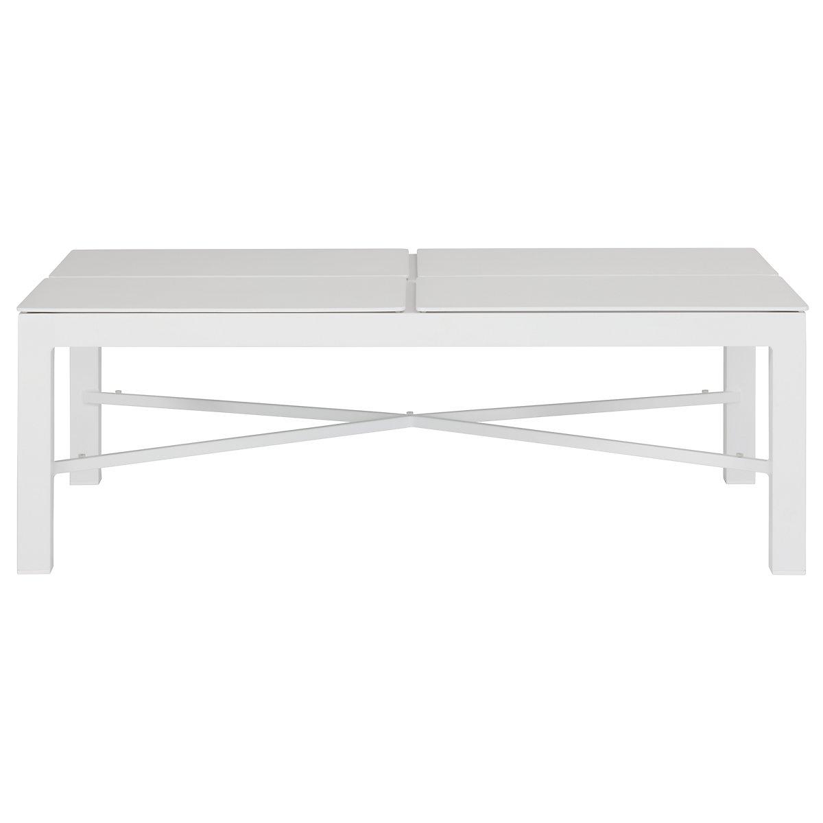 Ibiza White Lift-Top Coffee Table