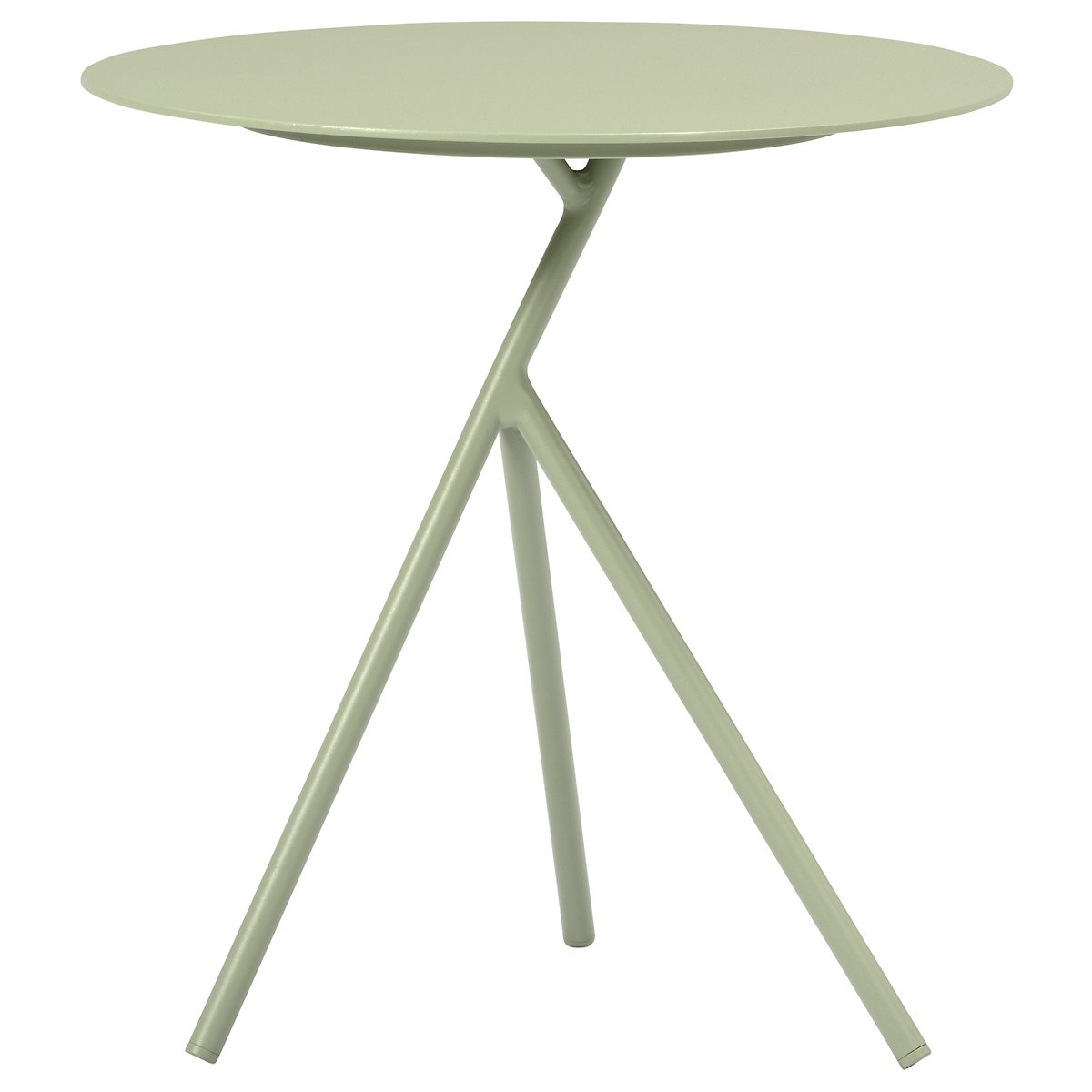 Ibiza Green Low Accent Table