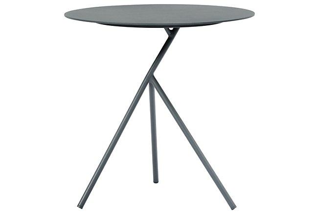 Ibiza Dark Gray Accent Table