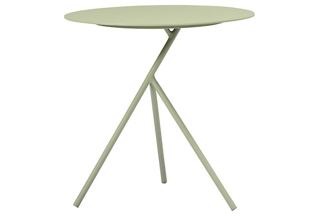 Ibiza Green Accent Table