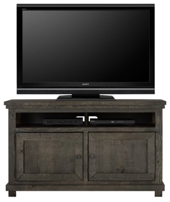 """Willow Gray 54"""" TV Stand"""